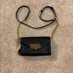 New Michael Kors Black Mini Bag/Belt Bag